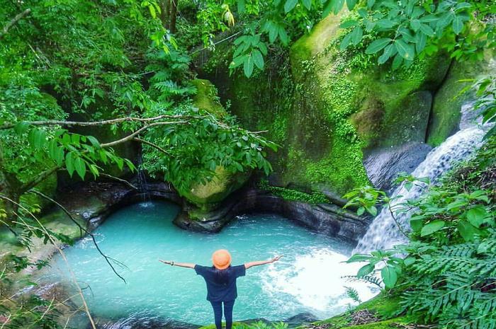 Wisata Menarik di Sulawesi Selatan - Air Terjun Cinta