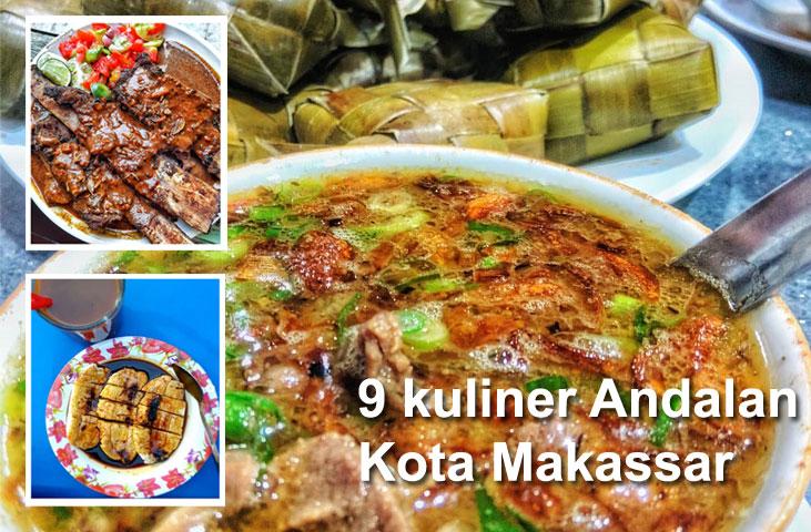 Kuliner Andalan Makassar